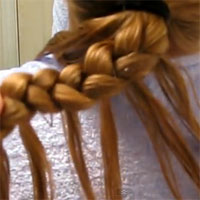 Feather/Cascading Braid Video (2)