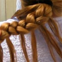 Feather/Cascading Braid Video (2)