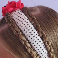 Figure 8 Braid #2 and Side Pony (20)
