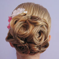 Easty Looped Updo from BabesInHairland.com (5)
