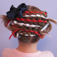 American Flag Hairstyle (16)