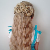 Triple Twisted Half Updo from BabesInHairland.com (7)