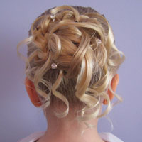 Feather Braided Bun #2 (7)