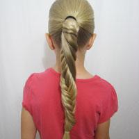 Fabulous Carousel Spiral Fishbone Braid Babes In Hairland Short Hairstyles Gunalazisus
