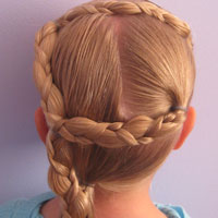 Letter F Hairstyle (17)
