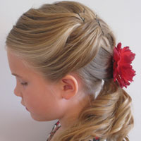 Pretty & Relaxed Ponytail (14)