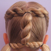 Letter I Hairstyle (15)