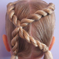 Letter K Hairstyle (10)