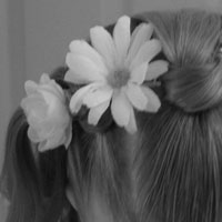 Knotty Flower Girl Hairstyle (13)