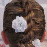 Rope/Twist Braid - French Style (8)