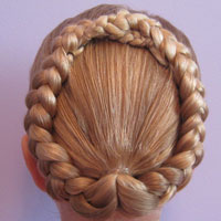 Letter O Hairstyle (9)