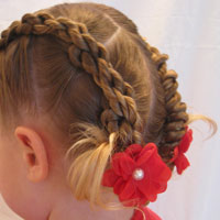 4 Rope Twist Hairstyle (22)