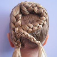 Letter R Hairstyle (15)