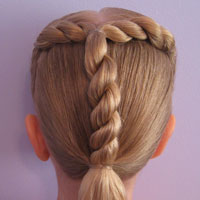 Letter T Hairstyle (10)