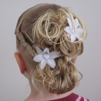 Flower Girl Hairstyle (19)