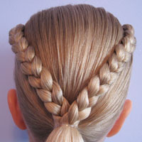 Letter V Hairstyle (11)