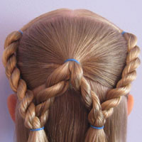 Letter W Hairstyle (11)