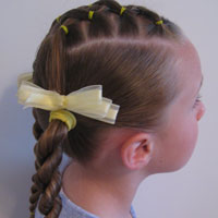 Criss Cross Ponies & Rope Braids (16)