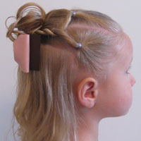 Combo Flower Girl Hairstyle (19)