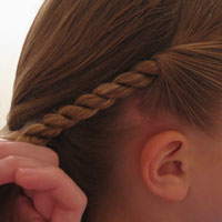 Rope/Twist Braid Video Tutorial (2)