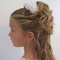Pile of Curls Updo (1)