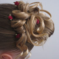 Easter Updo Hairstyle (17)