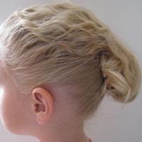 Futuristic Bun Hairstyle (20)