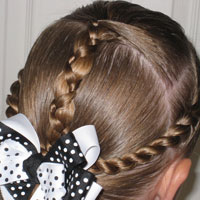 Uneven Braid & Rope/Twist Braids (5)