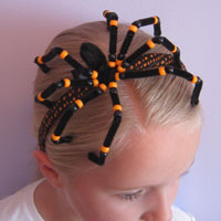 Spooky Spider Halloween Headband (11)