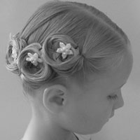 Crown of Pin Curls (19)