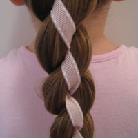 4 Strand Braid with Ribbon In It #2 (5)