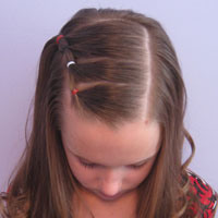 Puffy Braids on the Side - Bang Pull Back (11)