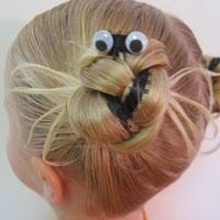 Halloween Spider Hairstyle (26)