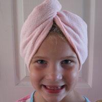 Microfiber Hair Wrap (4)