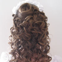 Pile of Curls Redo - Baptism Hair (7)