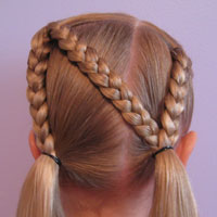 Letter N Hairstyle (11)