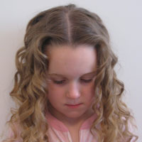 Alice in Wonderland Hairstyle #2 (7)