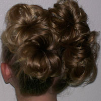 Fancy Messy Buns (8)