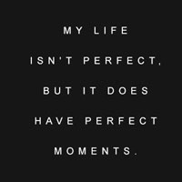 My Imperfect Yet Perfect Life