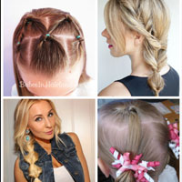 Astounding 20 Topsy Tail Hairstyles For Any Age Babes In Hairland Hairstyle Inspiration Daily Dogsangcom