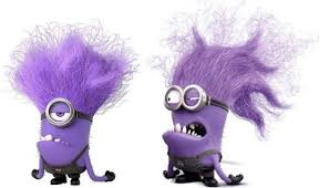 Purple Minion Halloween Costumes Babes In Hairland